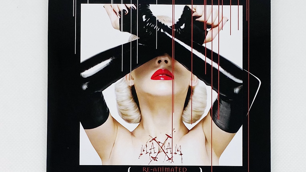 Christina Aguilera Bionic Re-Animated Edition