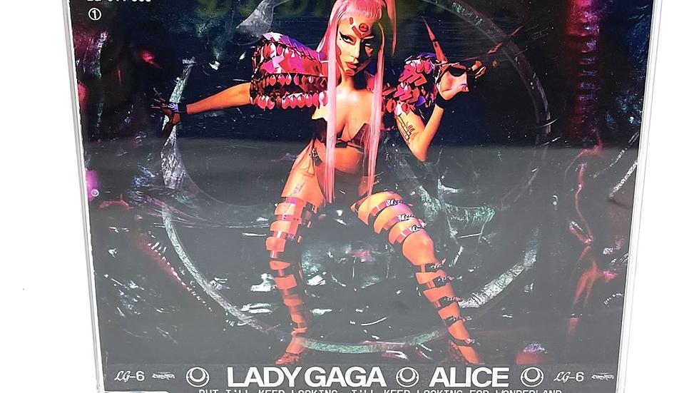 "Lady Gaga. ""Alice""  Cd Single"