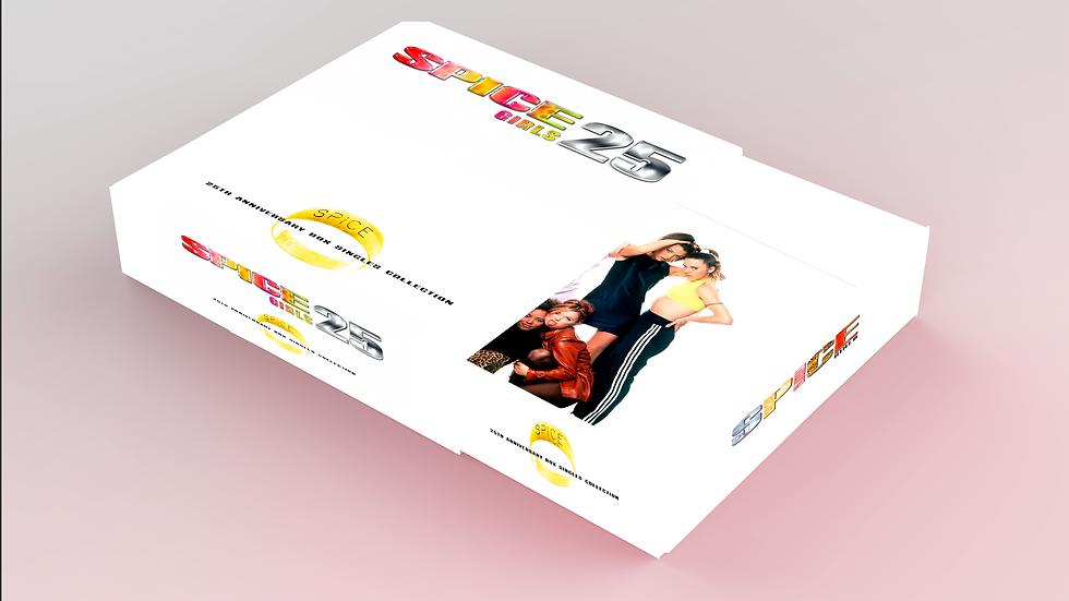 Spice Girls (Spice 25thAnniversary Singles Box Edition)