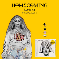 Beyonce Homecoming The Live Album