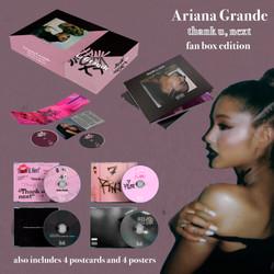 """Ariana Grande """"Thank u. Next"""" Fan Box Edition.jpg"""