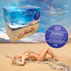 Britney Spears Glory Limited Box Edition