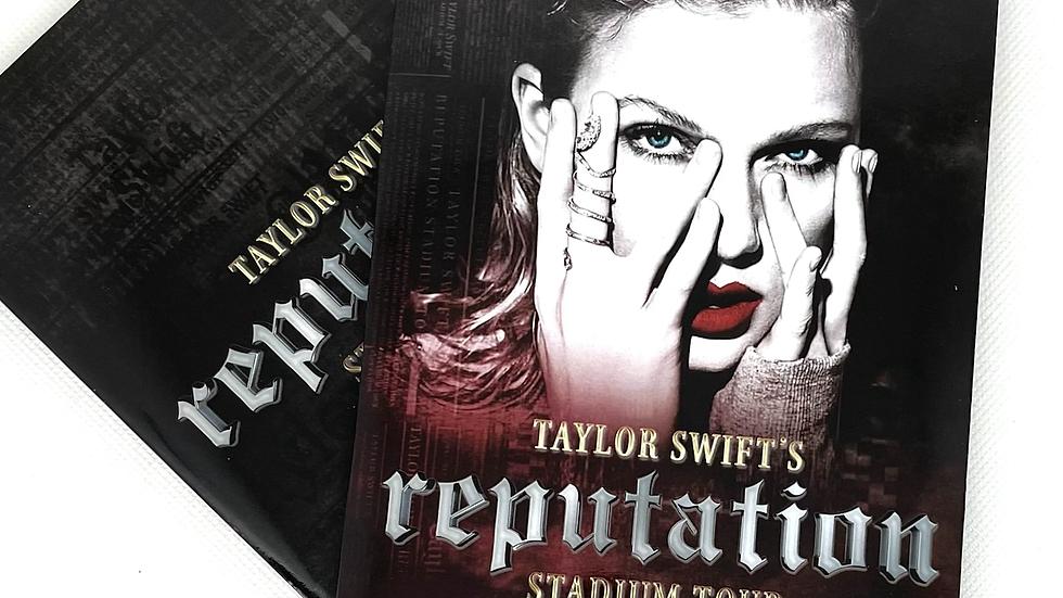 "Taylor Swift ""Reputation Stadium Tour"" 2 DVD"