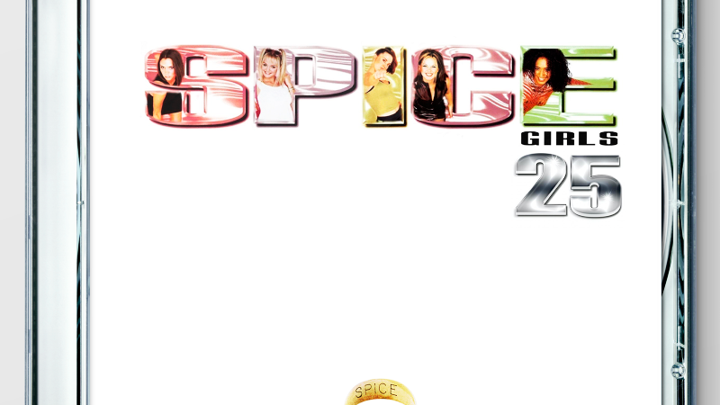 """Spice Girls """"Spice Remixes 25th Anniversary"""""""