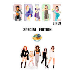 Spice Girls Spice World Special Edition