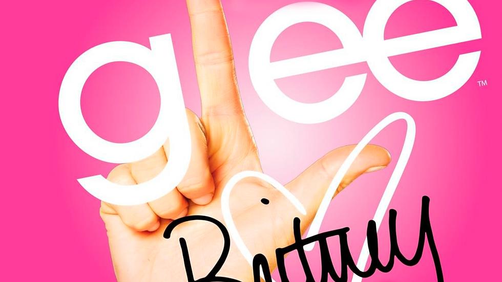 "Britney Spears ""Glee"" cd + dvd"