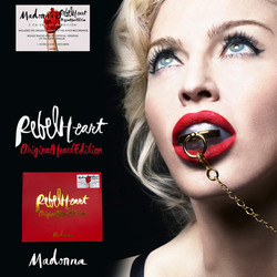 Madonna Rebel Heart Original Heart Edition