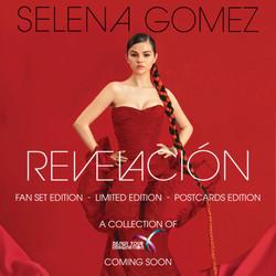 SELENA GOMEZ REVELACION
