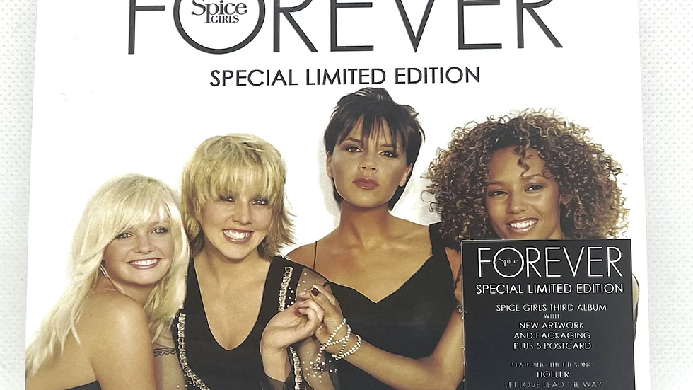 Spice Girls Forever Special Limited Edition 2 cd + Poster + 5 Postcard