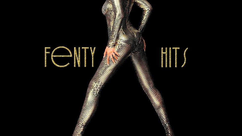 """Rihanna """"Fenty Hits"""" 3CD"""