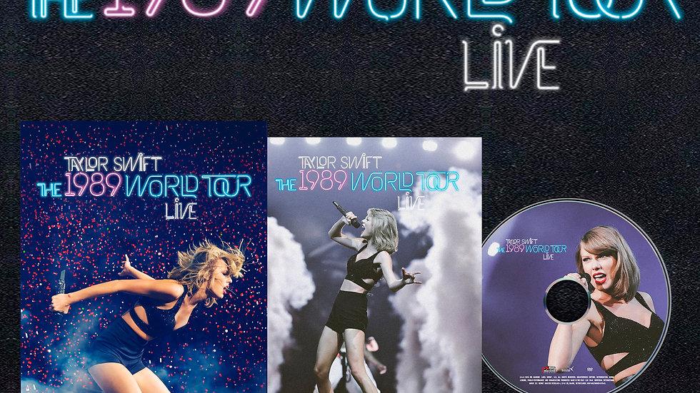 Taylor Swift The 1989 World Tour Live Dvd