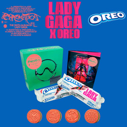 Lady Gaga X Oreo (Chromatica Pack)