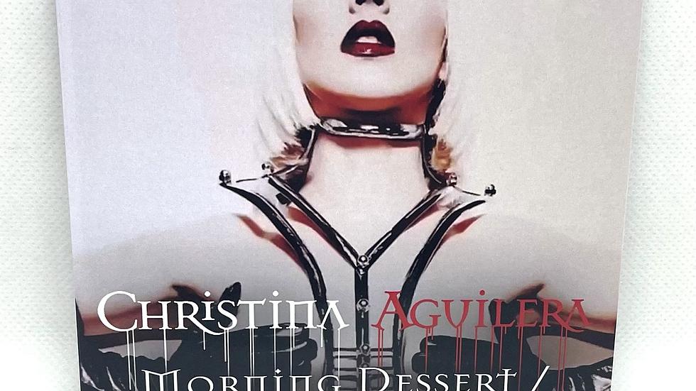 Christina Aguilera Morning Dessert / Sex For Breackfast CD SINGLE