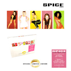Spice Girls Spice Special Limited Edition