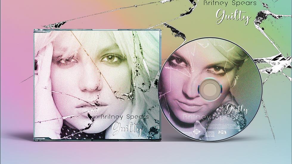 "Britney Spears ""Guilty"" Cd Single"