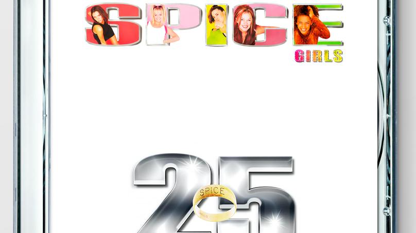 "Spice Girls ""Spice 25th Anniversary"" Cd + Dvd"