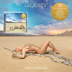 Britney Spears Glory Deluxe Limited Edition 2020