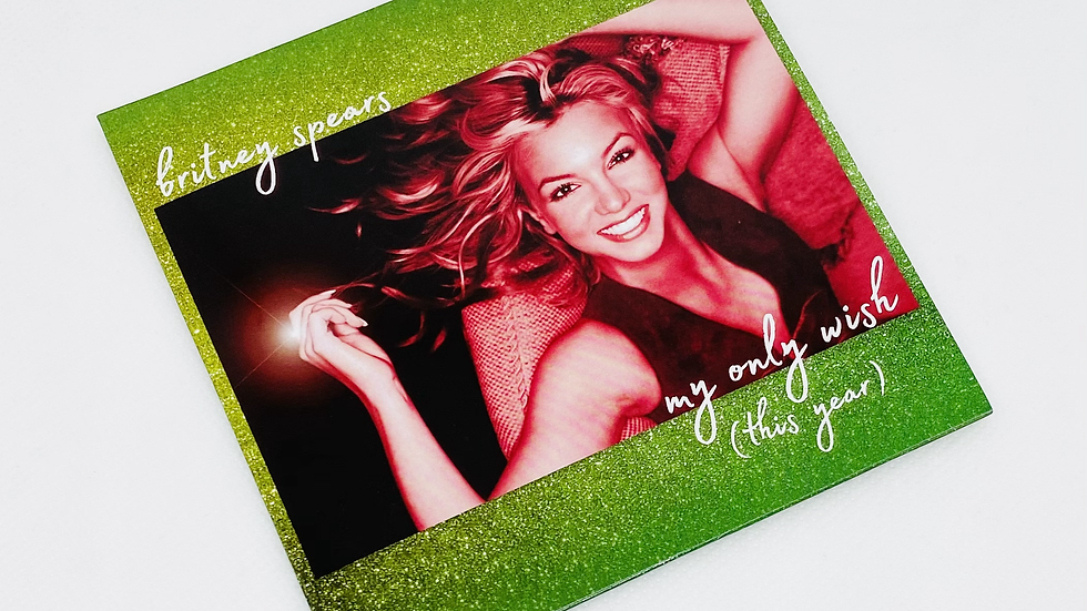 Britney Spears My Only Wish (This Year)