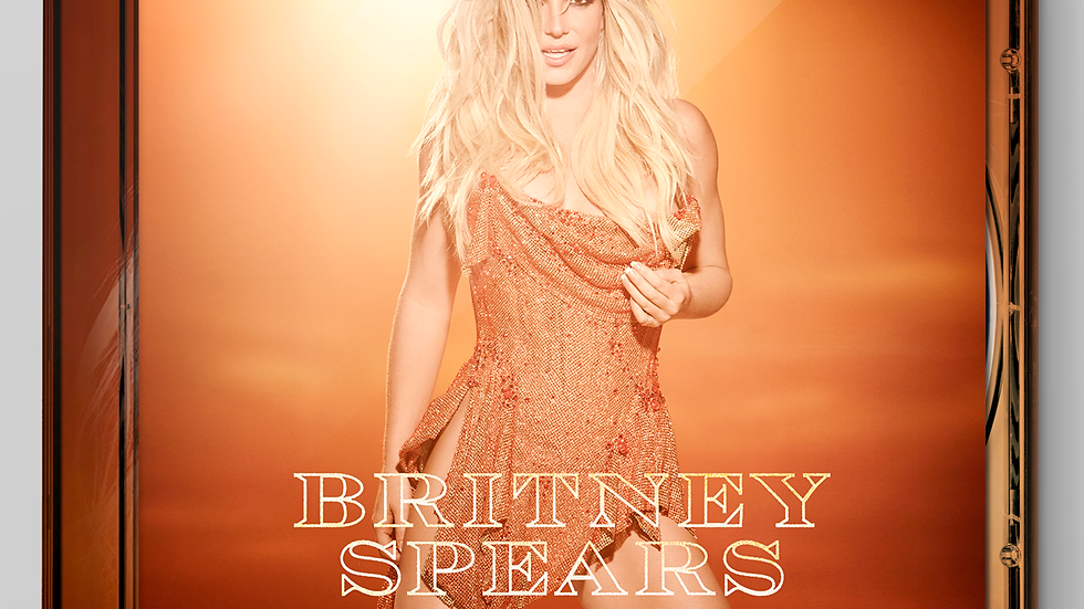 """Britney Spears """"Piece Of Me Exclusive LimitedTour CD Live"""" (Presale)"""