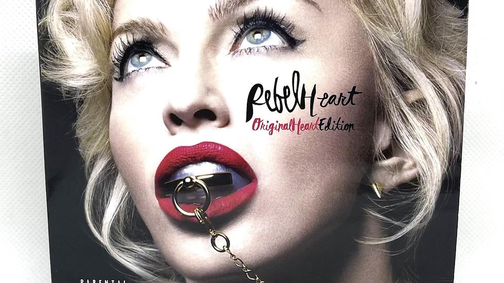Madonna Rebel Heart Original Heart Edition 2 Cd