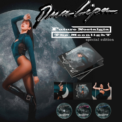 Dua Lipa Future Nostalgia The Moonlight Special Edition