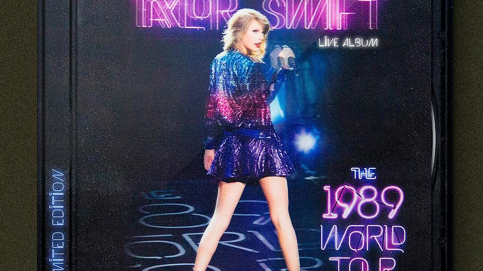 "Taylor Swift ""1989 World Tour"" The Live Album 2 Cd"