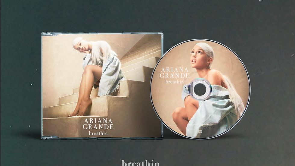 """Ariana Grande """"Breathin"""""""