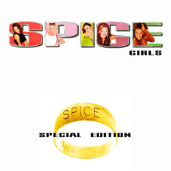 Spice Girls Spice Special Edition