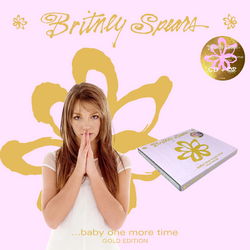 Britney Spears ...Baby One More Time Gold Edition