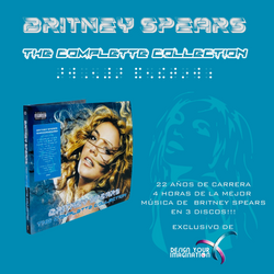 Britney Spears The Complette Collection