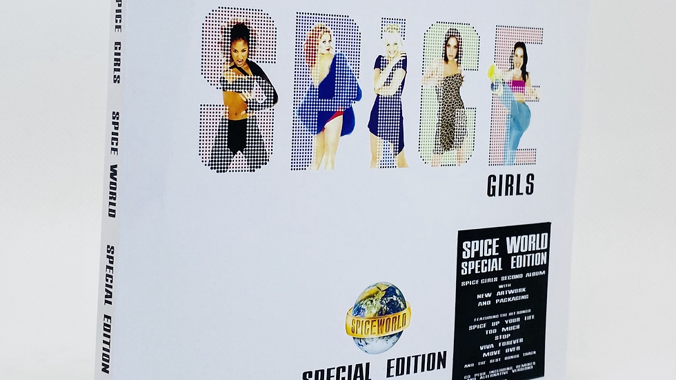 Spice Girls Spice World Special Edition 2 cd