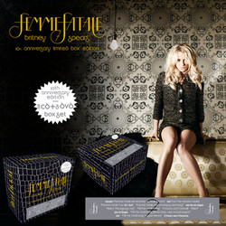 Britney Spears Femme Fatale 10th Anniversary