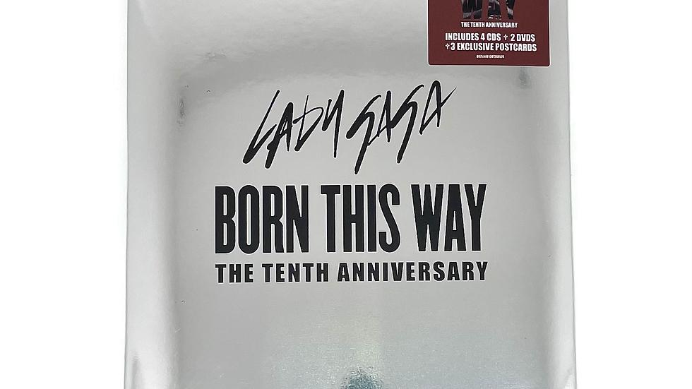 Lady Gaga BORN THIS WAY The Tenth Anniversary