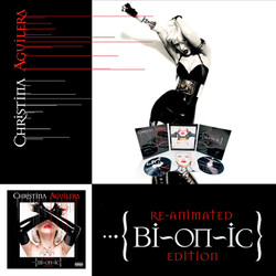Christina Aguilera Bionic (Re-Animated Edition)
