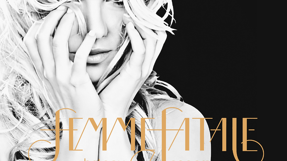 """Britney Spears """"Femme Fatale"""" 10th Anniversary Special Edition"""""""