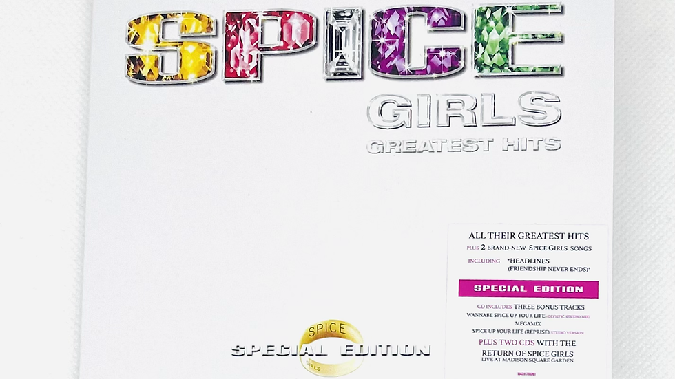 Spice Girls Greatest Hits Special Edition 3CD