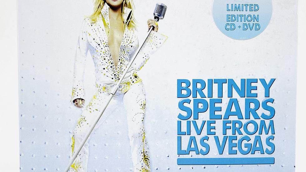 Britney Spears Live From Las Vegas Cd + Dvd