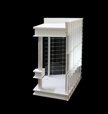 sk 플래닛 판교 사옥 에이오에이 모형