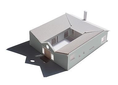음성 디귿집 농가주택 전원주택 모형 에이오에이