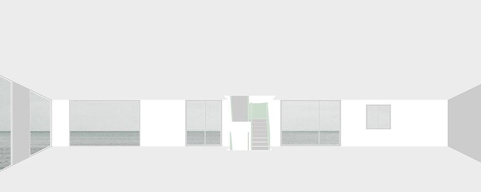 당진 바닷가 긴집 에이오에이 단독주택 실내