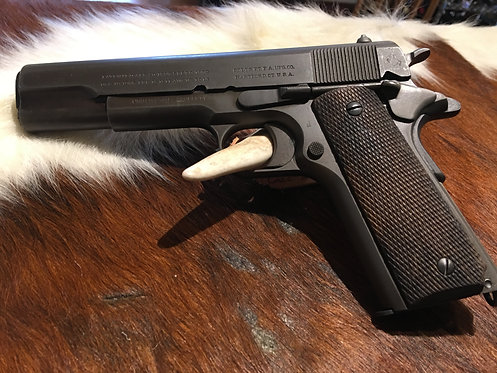 1918 Colt M1911 US Army - Very Good Condition