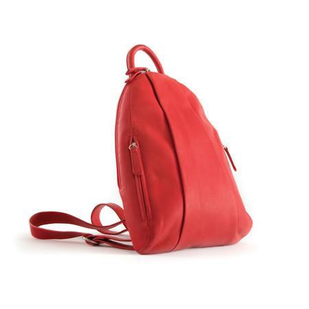 Teardrop Multi Zip Backpack