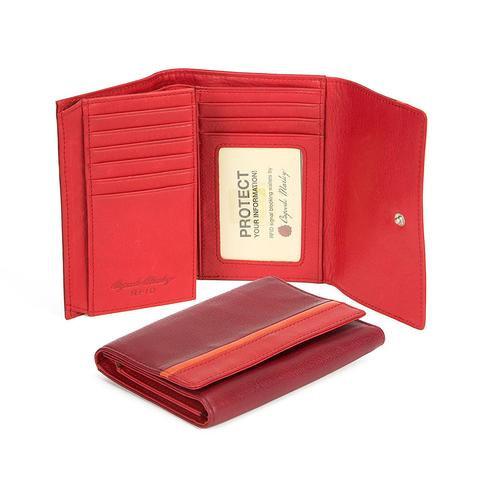 """RFID 5"""" Flap Wallet"""