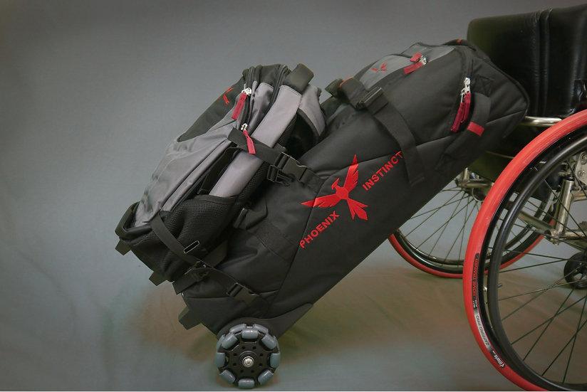 Phoenix Gear Bag 大容量ビッグバッグ