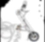 ハンドサイクル、車いす、サイクリング、Rio Mobility,Dragonfly