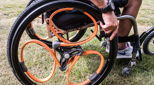 車椅子用ハンドリム