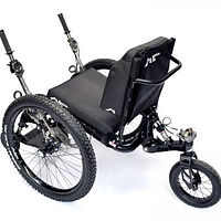 MT Evo,mountain trike,マウンテントライク,アウトドア用車椅子,オフロード