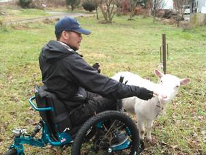 車椅子で田舎暮らしって・・