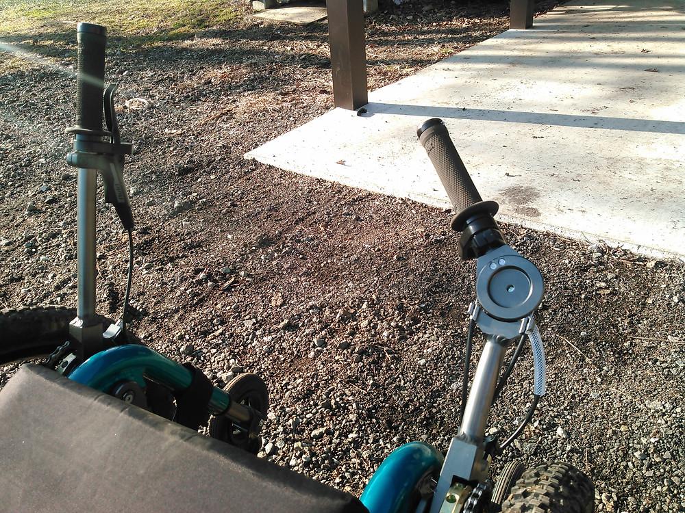 車椅子,田舎暮らし