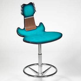 Guitar Bar Stool